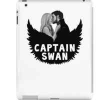 Once Upon a Time - Captain Swan iPad Case/Skin
