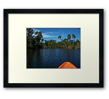 Precious Moments with Nature Framed Print
