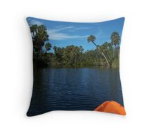 Precious Moments with Nature Throw Pillow