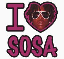 I LOVE SOSA by sielsemenee