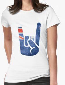 Rock Australia Womens Fitted T-Shirt
