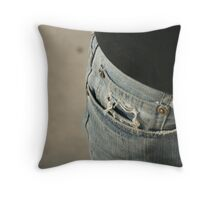 cost of life Throw Pillow