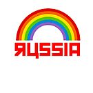 Visit Sunny Russia! by Jeff Newell