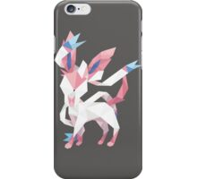 Origami Sylveon iPhone Case/Skin