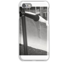 Mic of Black and White iPhone Case/Skin