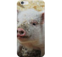 Bacon, I'm not. iPhone Case/Skin