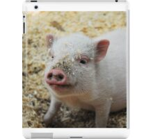 Bacon, I'm not. iPad Case/Skin