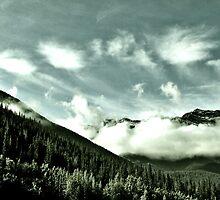 Banff 2 by Danielle Golding