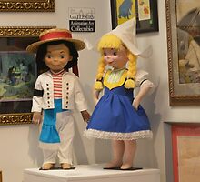 Disney Attraction It's A Small World Disney Ride / Dolls by notheothereye