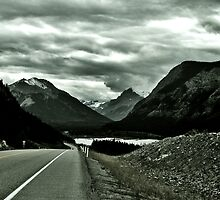 Banff 3 by Danielle Golding