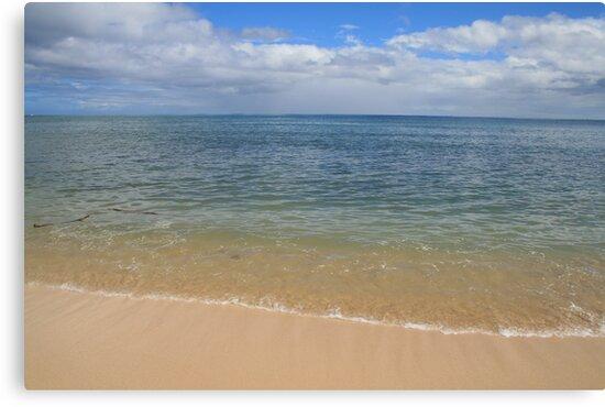 Calm Waters 2 by Jen Hendricks