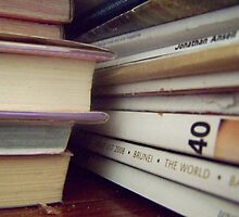 Book Corner by Anastasia G