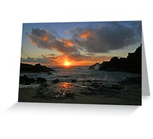 From Here To Eternity Greeting Card