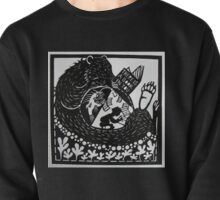 There Is A Book In You, papercut Pullover