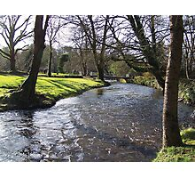Blarney Castle - River Photographic Print