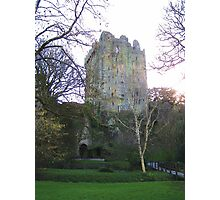 Blarney Castle Photographic Print