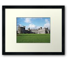 Irish Castle Framed Print