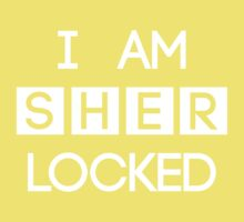 Sherlocked One Piece - Short Sleeve