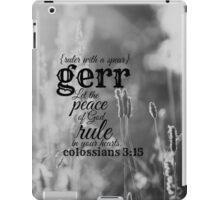 Gerr iPad Case/Skin
