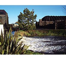 Whiskey Distillery Photographic Print