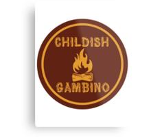 Camp Gambino Metal Print