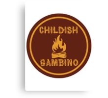 Camp Gambino Canvas Print