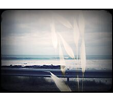 Sea side Photographic Print