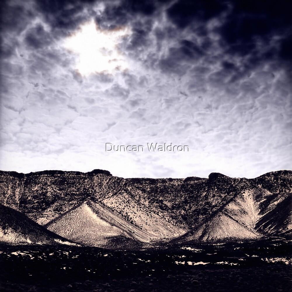 Colorado winter by Duncan Waldron