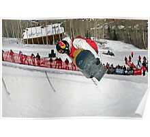Snowboarding Championships Poster