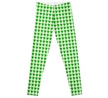 Biohazard Goo emblem Leggings