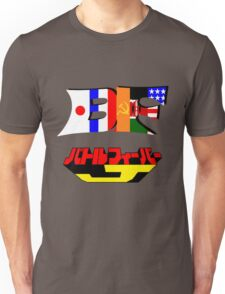 Battle Fever J Unisex T-Shirt
