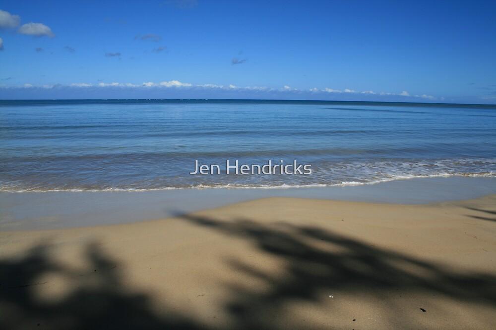 Water & Shadows by Jen Hendricks