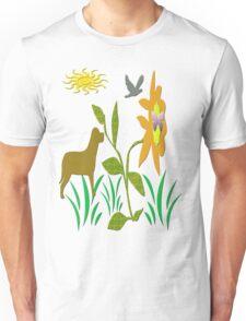 playful scene Unisex T-Shirt