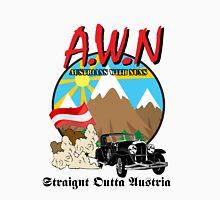 Austrians With Nuns - Straight Outta Austria Men's Baseball ¾ T-Shirt