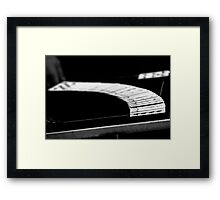 The magic trick Part 4 Framed Print