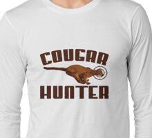Cougar t-shirt Long Sleeve T-Shirt
