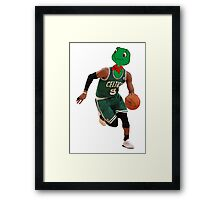 Rondo the Turtle Framed Print