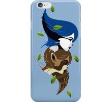 Mordecate and Rigbelle iPhone Case/Skin