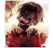 Kaneki Tokyo Ghoul 5 Poster