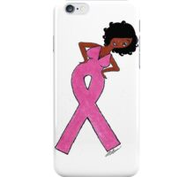Breast Cancer Gift Items iPhone Case/Skin