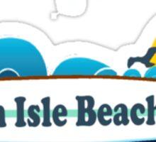 Ocean City Beach - North Carolina. Sticker