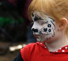 Sad little puppy by Rosie Appleton