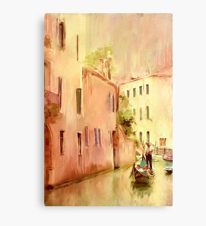 Venice. Italy. Canvas Print