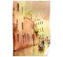 Venice. Italy. Poster
