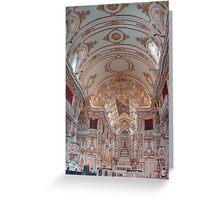 Catedral Antiga Sé Greeting Card