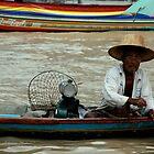 Local Fisherman by brettspics