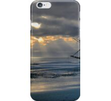 Sunset at Ruby Bay... iPhone Case/Skin