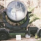Anti-Aircraft Searchlight by Edward Denyer