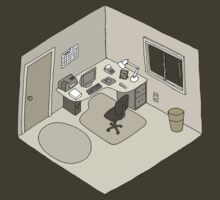Office by Brandon McDonald