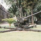 German 88mm Anti-Aircraft Gun by Edward Denyer